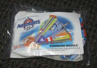 1992 McDonalds Young Astronauts Command Module Toy