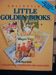 Little little golden books value