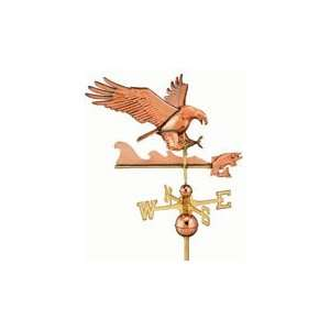 Good Directions Eagle with Fish Full Size Weathervane