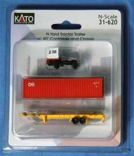 Kato N Yard Tractor Trailer KAT31620