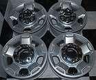 Ford F250 F350 F 250 F 350 SUPER DUTY 17 Factory OEM Wheels 2005 2012