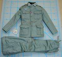 WW2 German 6th Army Uniform 1/6 Toys City Bbi Dragon Miniature GI joe