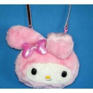 Hello Kitty My Melody Plush Purse (8) Toys & Games