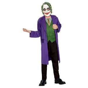 H/S The Joker Child Costume Toys & Games