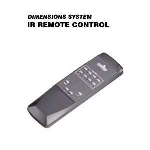 NE210 E Dimensions Multizone System Remote Control Home Improvement