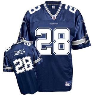 Reebok Dallas Cowboys Felix Jones Replica Team Color Jersey