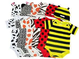 24M) Baby Boy Girl Twins Animal Safari Party Dress Up Costume Suit