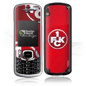 Design Skins for Siemens SK65   1. FCK Logo Design Folie Electronics