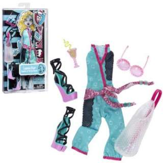 MONSTER HIGH   Lagoona Blue Mode Set Kleidung