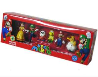 SUPER MARIO FIGUREN Nintendo Mini Figure Collection