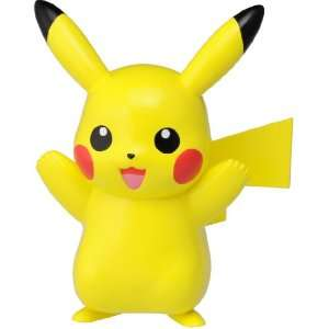 and White Sound/ Talking Soft Vinyl Figure   Pikachu: Toys & Games