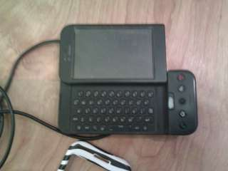 HTC, G1 phone. T Mobile. Google phone. Android, smartphone, droid