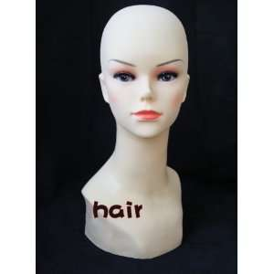 New Beautiful Female Mannequin Head for Fashion Wig/hat