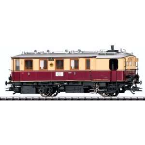 Trix Trix Steam Era II Kittel HO Scale Powered Rail Car: Toys & Games