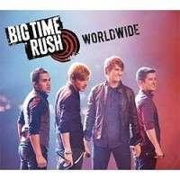 BIG TIME RUSH   Worldwide (2 Track Single CD)