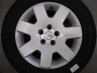 Original Opel Omega B Facelift 16 Zoll Alufelgen Felgen