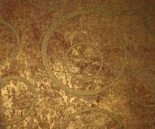 La Veneziana Vliestapete Marburg Tapete VLIES gold rot 77724 (3,66