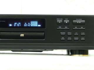 DENON DCD 335 Compact Disc Player