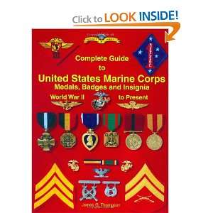 Complete Guide to United States Marine Corps Medals, badges and