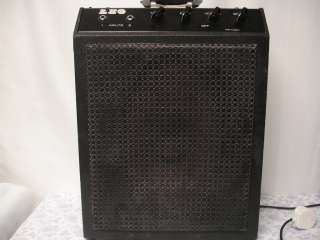 Vintage LEO 7 Watt Tube Guitar Amplifier ~ For Repair
