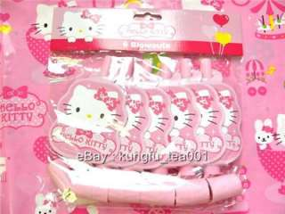 Hello Kitty Birthday Wedding Party Supplies Toy Blowouts Blowout Blow