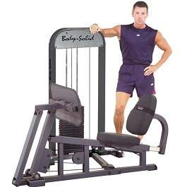 Body Solid Leg & Calf Press Machine (GLP STK)