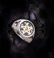 Alchemy Gothic Wealth Talisman Ring