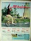 67 Schwinn Fastback,Sting Ray,Typhoon Bicycles Bike Ad