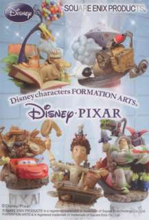 DISNEY PIXAR Formation Arts 2 Toy Story 2 ANIME FIGURE