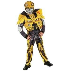 Transformers Kostüm Autobot Bumble Bee für Kinder: .de