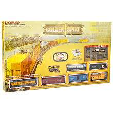 Bachmann   Golden Spike Electric Train Set   Bachmann 1012401   eToys