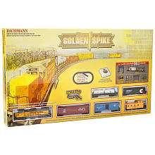 Bachmann   Golden Spike Electric Train Set   Bachmann 1012401   eToys