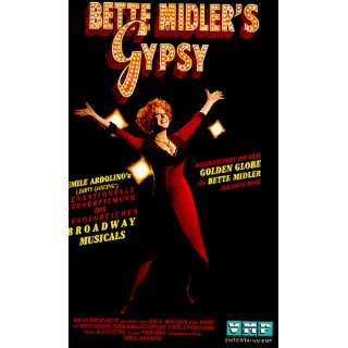 Bette Midlers Gypsy [VHS] Bette Midler, Peter Riegert, Cynthia Gibb