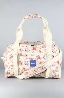 Gravis The Travel Duffle Bag in Aloha Print  Karmaloop   Global
