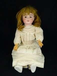 Antique JD KESTNER Bisque 24 DOLL Child 167 GERMAN