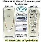 Mobility PS0055 11 iGo Juice Combination AC and Auto/Air Power Adapter