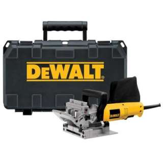 DEWALT Heavy Duty Plate Joiner Kit DW682K at The Home Depot