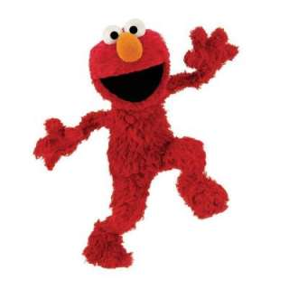 RoomMates Sesame Street Elmo Peel and Stick Giant Wall Decal RMK1482GM