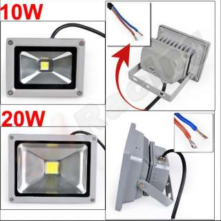 10W/20W/30W/50W High Power LED Garden Landscape Flood Light 12~265V