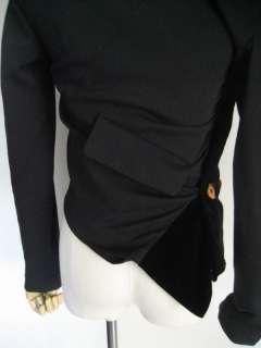 Comme Des Garcons twisted Jacket Junya Wayanabe yohji