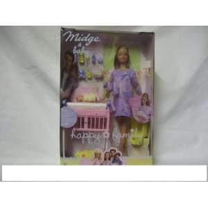 MATTEL BARBIE 56663   Barbie Happy Family Midge und Baby