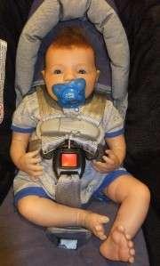 Tooth Fairy Nursery introduces reborn baby boy Joshua