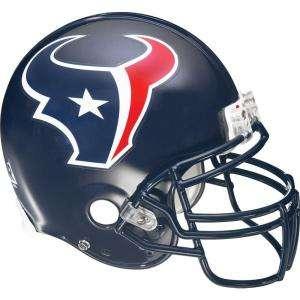 Fathead 57 In. X 51 In. Houston Texans Helmet Wall Appliques FH11