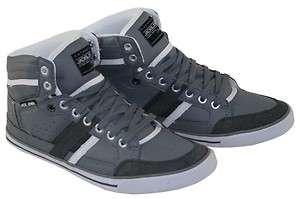 ) Herren Jack & Jones Schuhe JJ Brandon Grey Sportschuhe grau