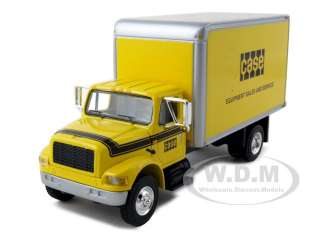 car model of international delivery truck case sales 1 54 first