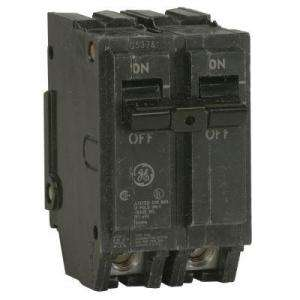 GE Q Line 125 Amp 2 in. Double Pole Circuit Breaker THQL21125P at The