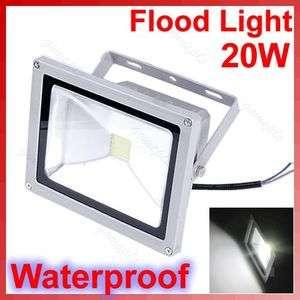 Waterproof Outdoor LED 20W High Power Flood Light WashLight Lamp Pure