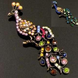 pin with sparkling austrian rhinestones crystals it is the best for