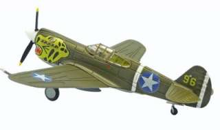 toys Wing Kit Vol 7 WWII Curtiss P 40E Warhawk USAAF #2B