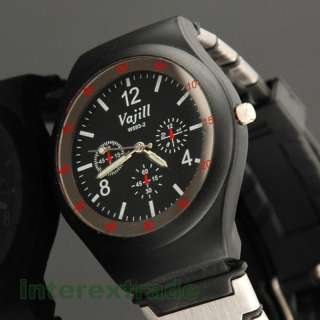 Sale Military Luminous Hand Army Sport Quartz Men Wrist Watch Steel